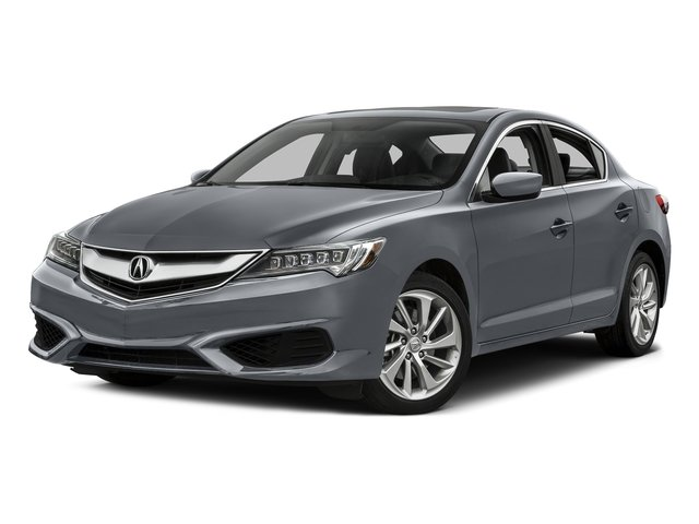 Slate Silver Metallic 2016 Acura ILX Pictures ILX Sedan 4D I4 photos front view