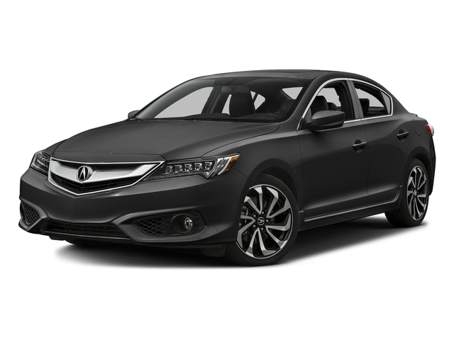 Graphite Luster Metallic 2016 Acura ILX Pictures ILX Sedan 4D Premium A-SPEC I4 photos front view