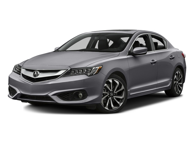 Slate Silver Metallic 2016 Acura ILX Pictures ILX Sedan 4D Premium A-SPEC I4 photos front view