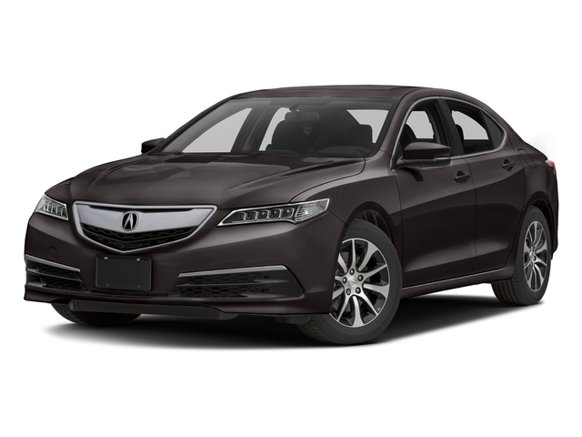 Black Copper Pearl 2016 Acura TLX Pictures TLX Sedan 4D I4 photos front view