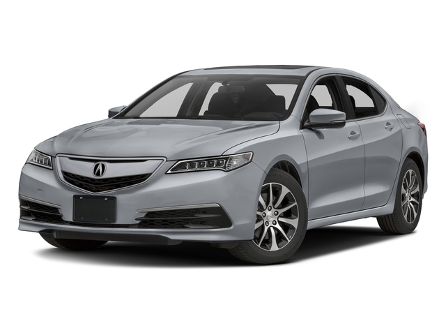 Slate Silver Metallic 2016 Acura TLX Pictures TLX Sedan 4D I4 photos front view