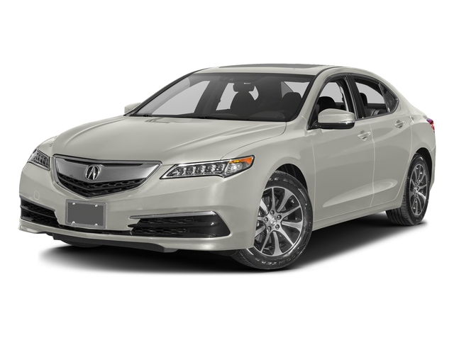 Bellanova White Pearl 2016 Acura TLX Pictures TLX Sedan 4D Technology I4 photos front view