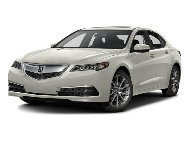 Bellanova White Pearl 2016 Acura TLX Pictures TLX Sedan 4D V6 photos front view