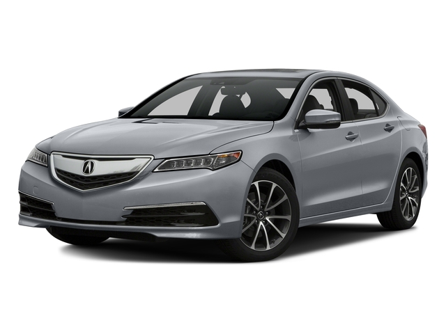 Slate Silver Metallic 2016 Acura TLX Pictures TLX Sedan 4D Technology AWD V6 photos front view