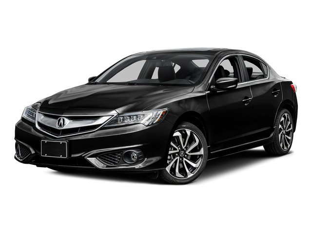 Crystal Black Pearl 2016 Acura ILX Pictures ILX Sedan 4D Technology Plus A-SPEC I4 photos front view