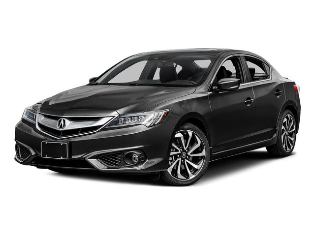 Graphite Luster Metallic 2016 Acura ILX Pictures ILX Sedan 4D Technology Plus A-SPEC I4 photos front view