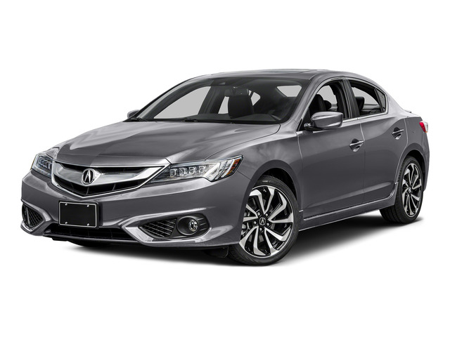 Slate Silver Metallic 2016 Acura ILX Pictures ILX Sedan 4D Technology Plus A-SPEC I4 photos front view