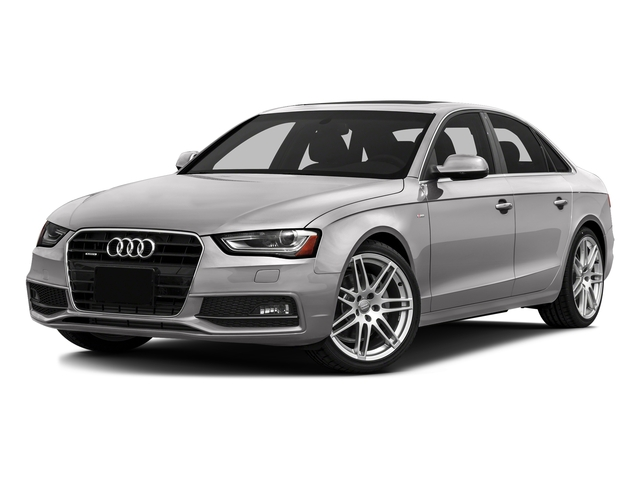 Florett Silver Metallic 2016 Audi A4 Pictures A4 Sedan 4D 2.0T Premium AWD photos front view