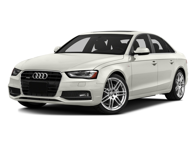 Ibis White 2016 Audi A4 Pictures A4 Sedan 4D 2.0T Premium 2WD photos front view
