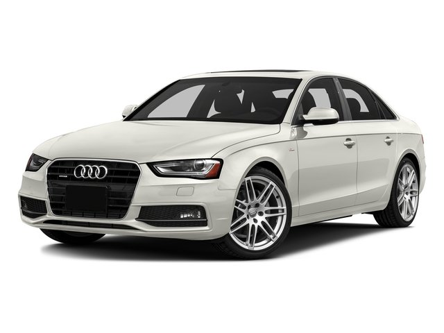 Ibis White 2016 Audi A4 Pictures A4 Sedan 4D 2.0T Premium AWD photos front view