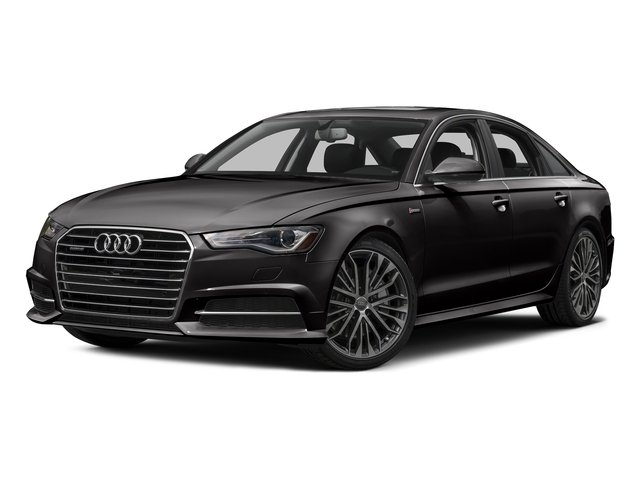 Oolong Gray Metallic 2016 Audi A6 Pictures A6 Sedan 4D 2.0T Premium Plus 2WD photos front view