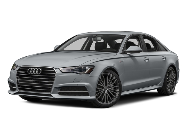 Tornado Gray Metallic 2016 Audi A6 Pictures A6 Sedan 4D 2.0T Premium Plus 2WD photos front view