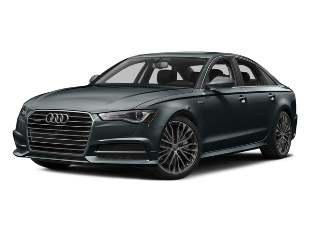 Aviator Blue Metallic 2016 Audi A6 Pictures A6 Sedan 4D 2.0T Premium Plus 2WD photos front view