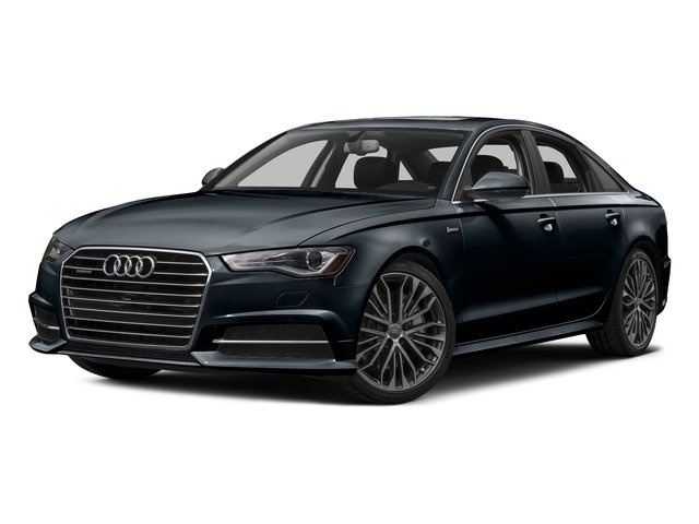 Moonlight Blue Metallic 2016 Audi A6 Pictures A6 Sedan 4D 2.0T Premium Plus 2WD photos front view