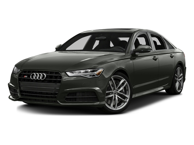 Daytona Gray Pearl Effect 2016 Audi S6 Pictures S6 Sedan 4D S6 Premium Plus AWD photos front view