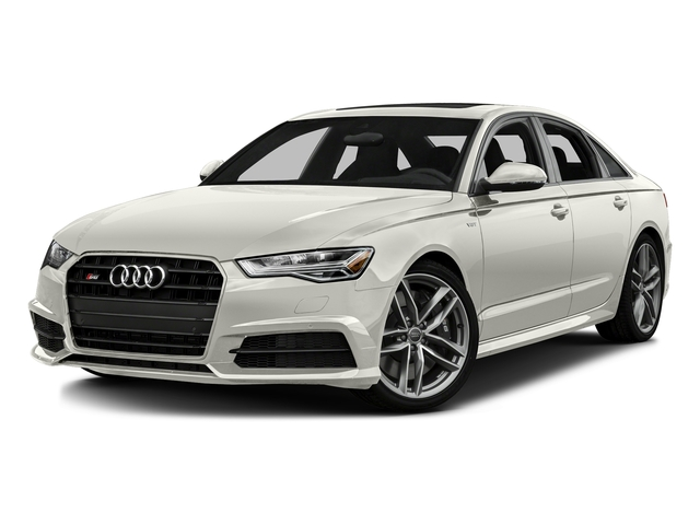 Ibis White 2016 Audi S6 Pictures S6 Sedan 4D S6 Premium Plus AWD photos front view