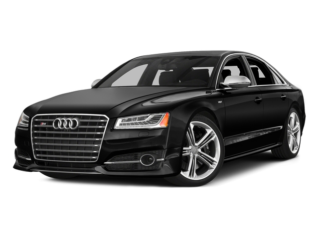 Brilliant Black 2016 Audi S8 Pictures S8 Sedan 4D S8 AWD V8 Turbo photos front view