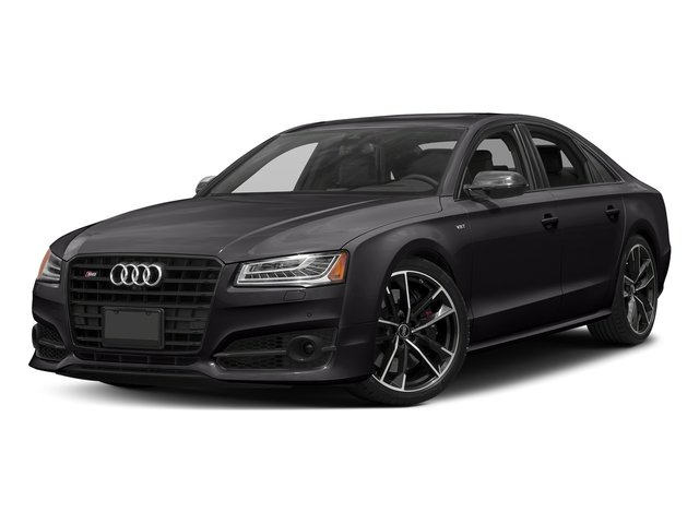 Oolong Gray Metallic 2016 Audi S8 Pictures S8 Sedan 4D S8 Plus AWD V8 Turbo photos front view
