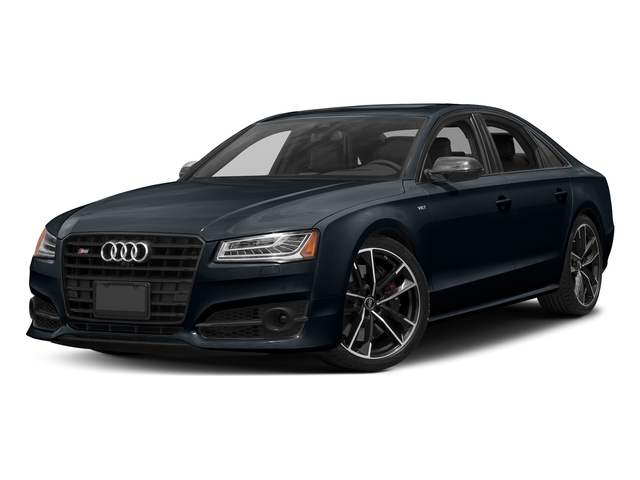 Moonlight Blue Metallic 2016 Audi S8 Pictures S8 Sedan 4D S8 Plus AWD V8 Turbo photos front view