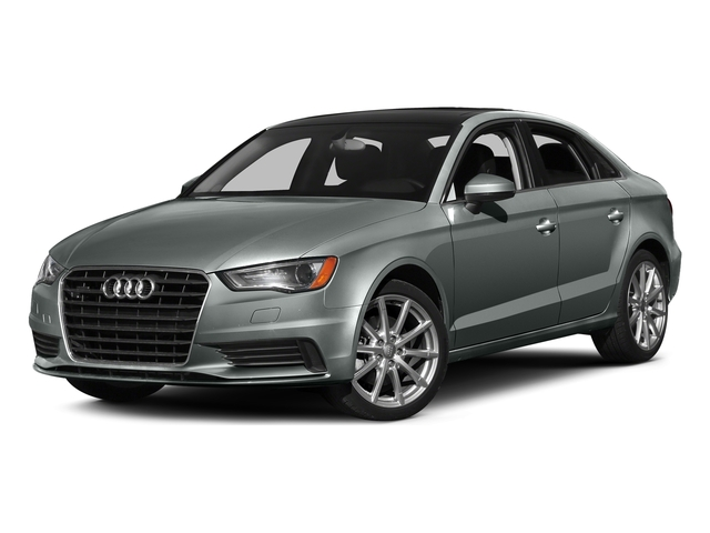 Monsoon Gray Metallic 2016 Audi A3 Pictures A3 Sedan 4D 1.8T Premium 2WD I4 Turbo photos front view