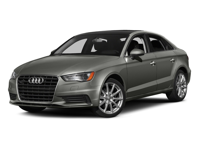 Lotus Gray Metallic 2016 Audi A3 Pictures A3 Sedan 4D 2.0T Prestige AWD I4 Turbo photos front view