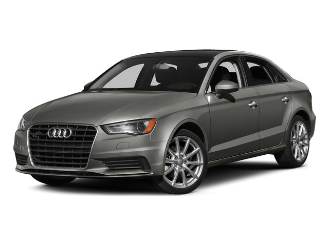Lotus Gray Metallic 2016 Audi A3 Pictures A3 Sed 4D 2.0T Premium Plus S-Line AWD photos front view