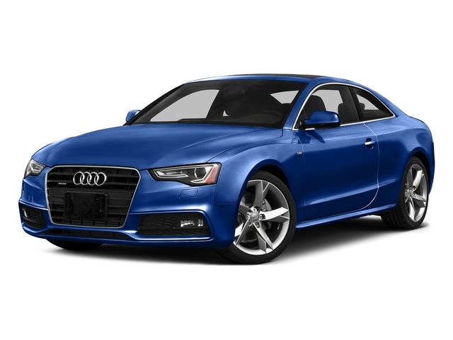 Sepang Blue Pearl Effect 2016 Audi A5 Pictures A5 Coupe 2D Premium Plus AWD photos front view