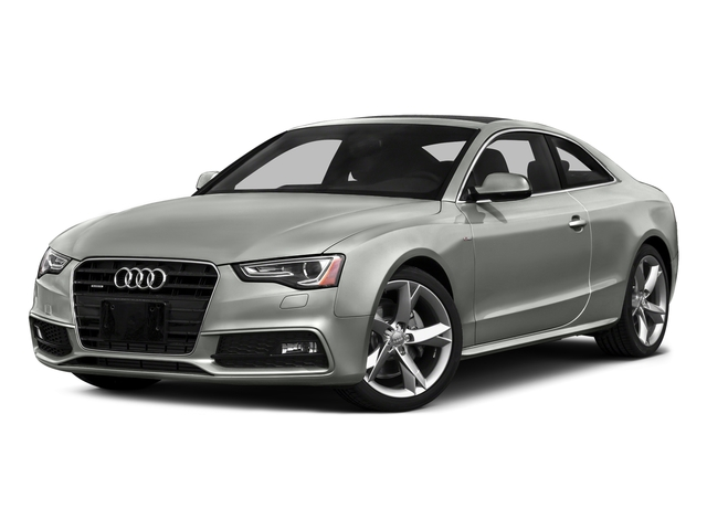 Suzuka Gray Metallic 2016 Audi A5 Pictures A5 Coupe 2D Premium Plus AWD photos front view