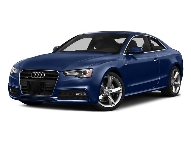 Scuba Blue Metallic 2016 Audi A5 Pictures A5 Coupe 2D Premium Plus AWD photos front view