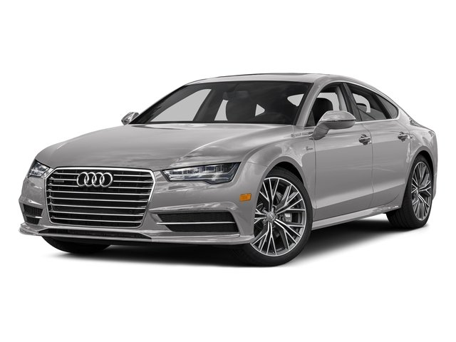 Florett Silver Metallic 2016 Audi A7 Pictures A7 Sedan 4D 3.0T Premium Plus AWD photos front view