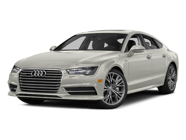 Ibis White 2016 Audi A7 Pictures A7 Sedan 4D 3.0T Premium Plus AWD photos front view