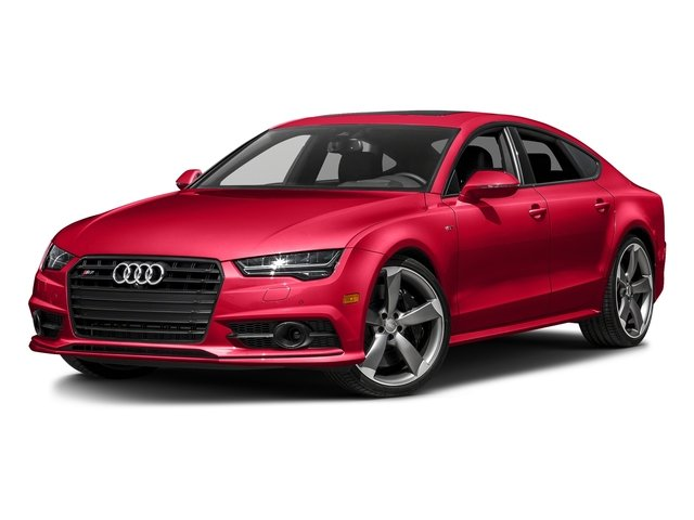 Misano Red Pearl Effect 2016 Audi S7 Pictures S7 Sedan 4D S7 Prestige AWD photos front view