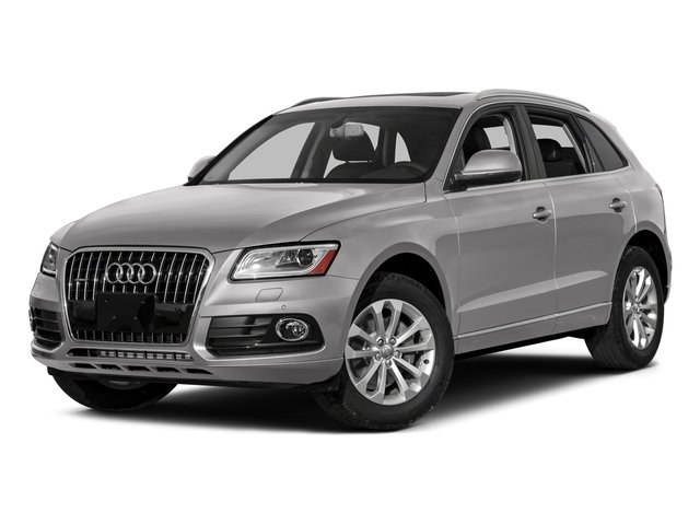 Cuvee Silver Metallic 2016 Audi Q5 Pictures Q5 Utility 4D TDI Premium Plus AWD photos front view