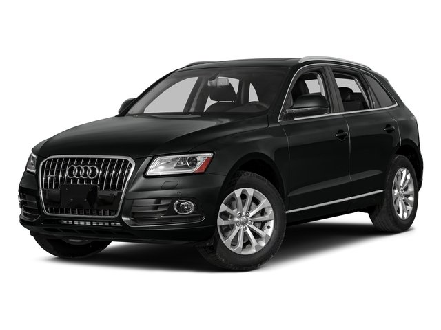 Mythos Black Metallic 2016 Audi Q5 Pictures Q5 Utility 4D TDI Premium Plus AWD photos front view