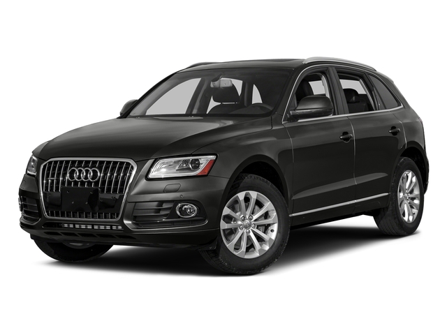 Lava Gray Pearl Effect 2016 Audi Q5 Pictures Q5 Utility 4D 2.0T Premium Plus AWD photos front view