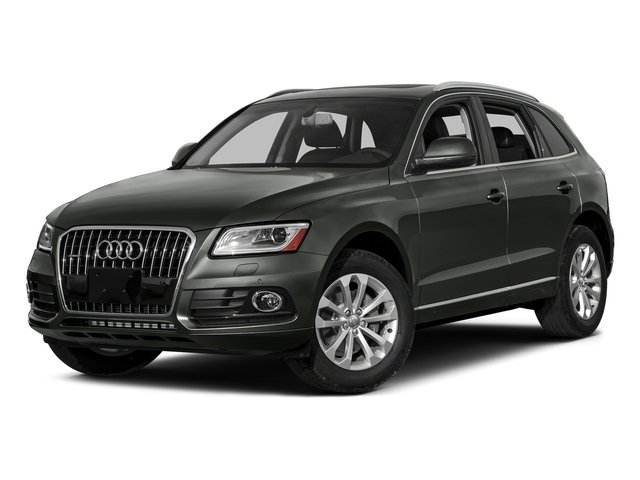 Daytona Gray Pearl Effect 2016 Audi Q5 Pictures Q5 Utility 4D TDI Prestige AWD photos front view