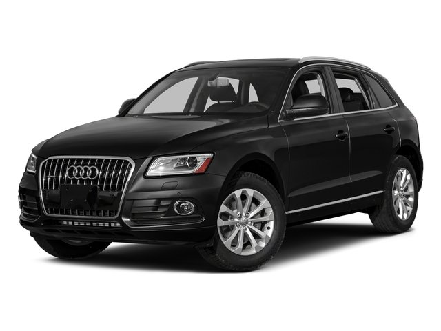 Brilliant Black 2016 Audi Q5 Pictures Q5 Utility 4D 3.0T Premium Plus AWD photos front view