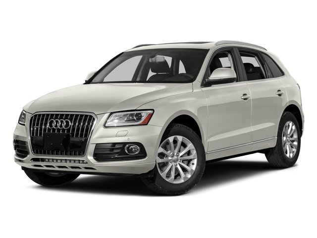 Ibis White 2016 Audi Q5 Pictures Q5 Utility 4D TDI Premium Plus AWD photos front view