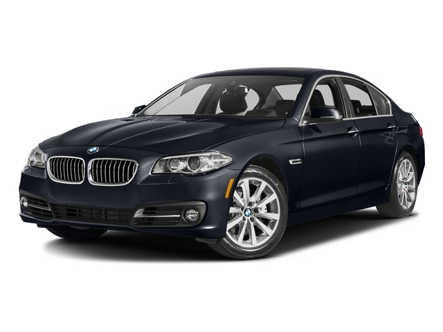 Imperial Blue Metallic 2016 BMW 5 Series Pictures 5 Series Sedan 4D 535i I6 Turbo photos front view