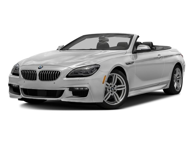 Mineral White Metallic 2016 BMW 6 Series Pictures 6 Series Convertible 2D 640xi AWD I6 photos front view