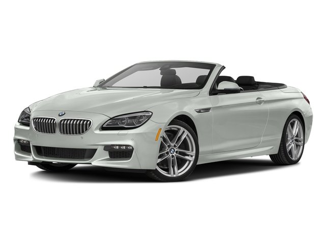 Alpine White 2016 BMW 6 Series Pictures 6 Series Convertible 2D 650xi AWD V8 photos front view