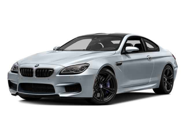 Silverstone Metallic 2016 BMW M6 Pictures M6 Coupe 2D M6 V8 photos front view