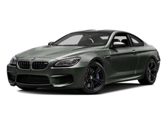 Space Gray Metallic 2016 BMW M6 Pictures M6 Coupe 2D M6 V8 photos front view