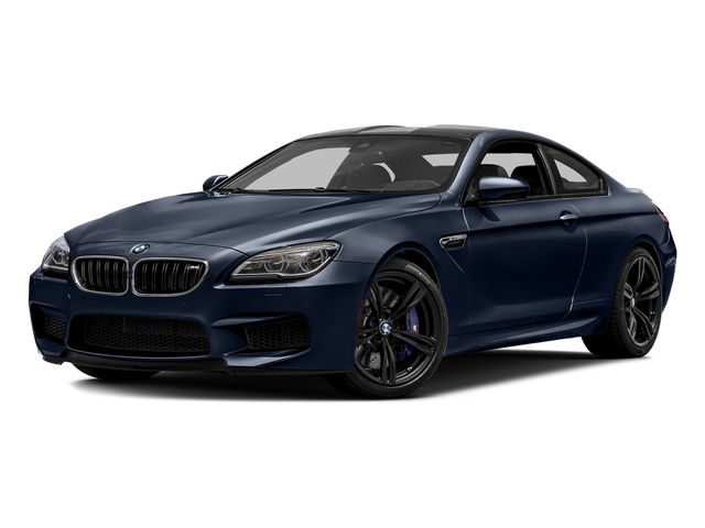 Imperial Blue Metallic 2016 BMW M6 Pictures M6 Coupe 2D M6 V8 photos front view