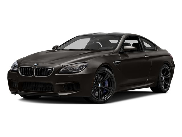 Jatoba Brown Metallic 2016 BMW M6 Pictures M6 Coupe 2D M6 V8 photos front view