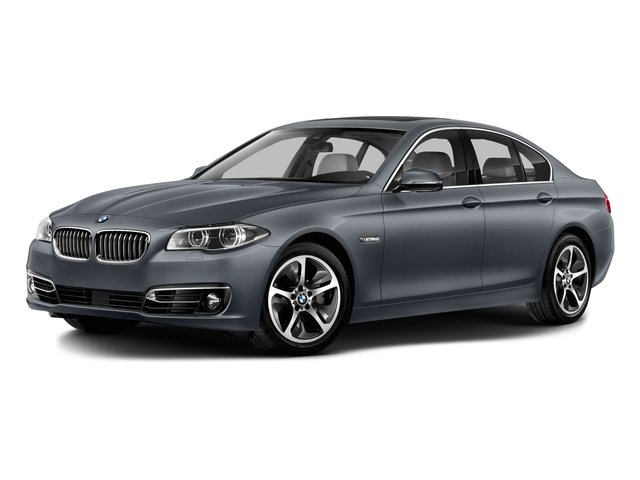 Mineral Gray Metallic 2016 BMW 5 Series Pictures 5 Series Sedan 4D ActiveHybrid 5 I6 Turbo photos front view