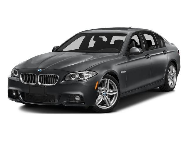 Mineral Gray Metallic 2016 BMW 5 Series Pictures 5 Series Sedan 4D 535d I6 T-Diesel photos front view