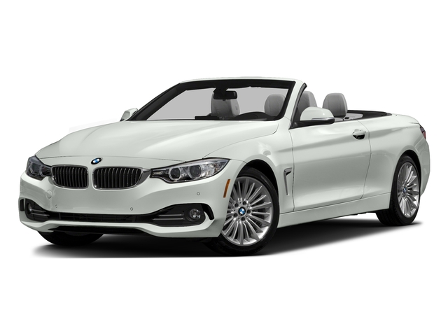 Alpine White 2016 BMW 4 Series Pictures 4 Series Convertible 2D 428xi AWD I4 Turbo photos front view