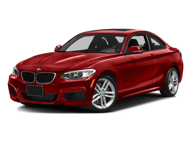 Melbourne Red Metallic 2016 BMW 2 Series Pictures 2 Series Coupe 2D 228i I4 Turbo photos front view