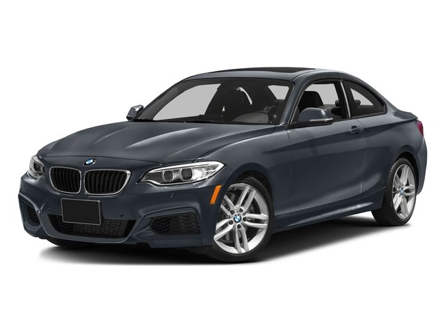 Mineral Gray Metallic 2016 BMW 2 Series Pictures 2 Series Coupe 2D 228i I4 Turbo photos front view